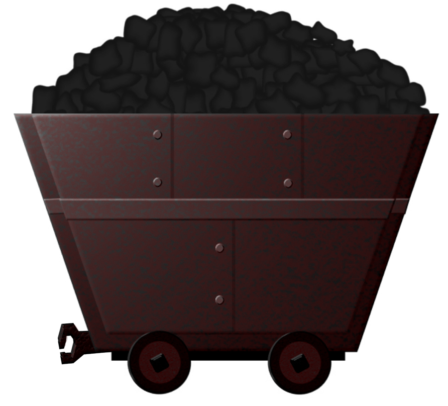 coal cart, fossil fuel, nonrenewable resources, mining, energy
