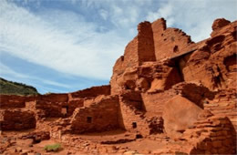 Wuptaki Pueblo Arizona