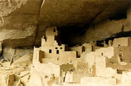 anasazi cliff dwelling