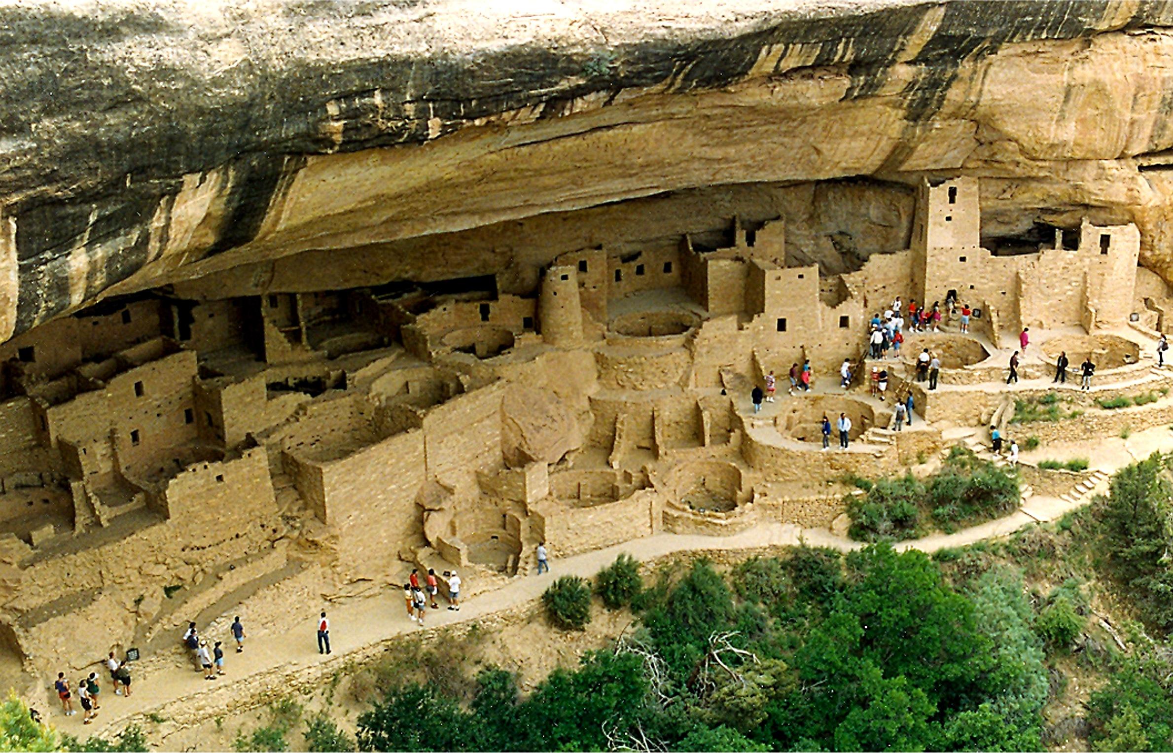 A study on the anasazi indians