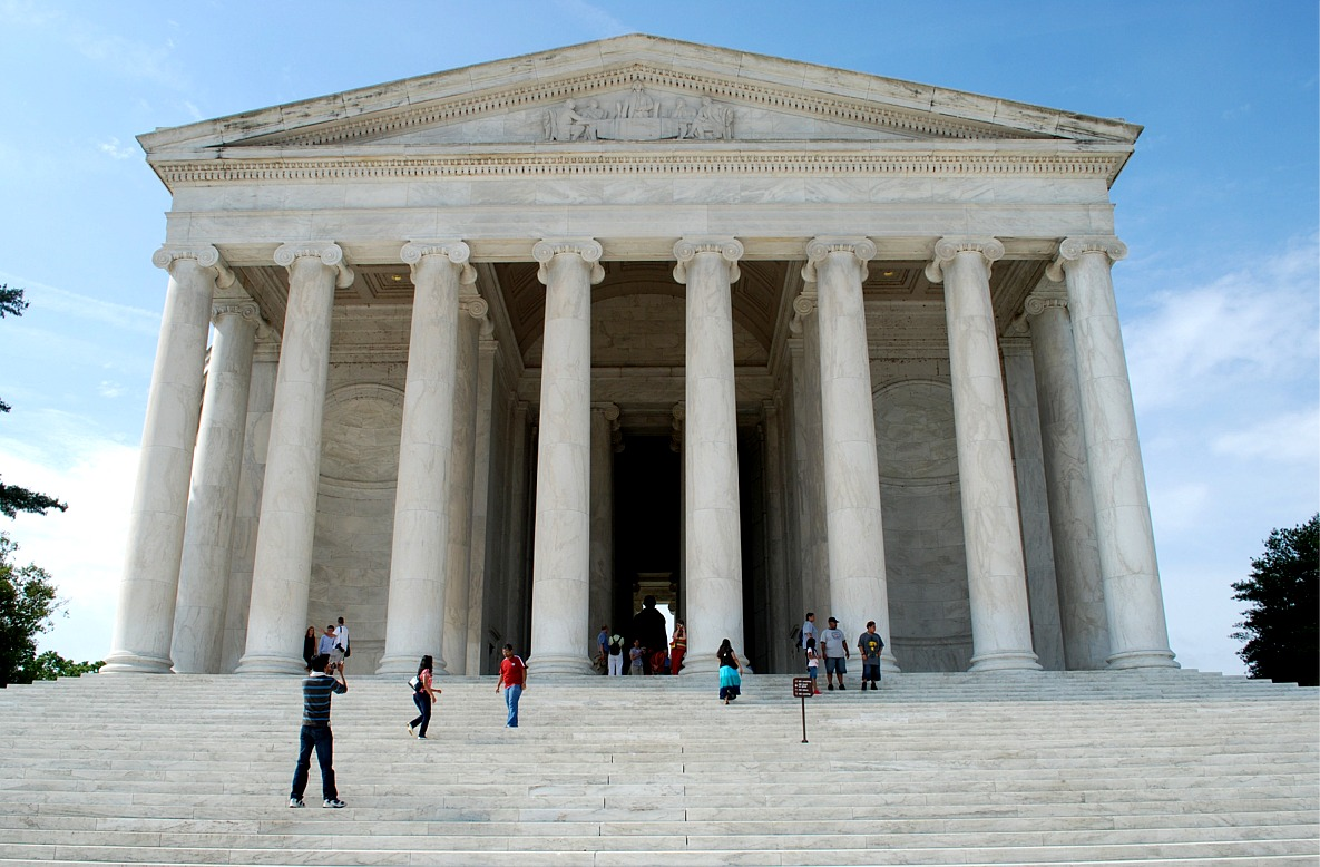 Neoclassical Architecture In Washington D C