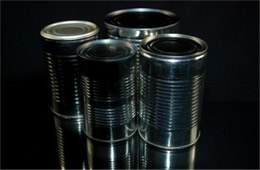Steel (tin-plated) Food Cans